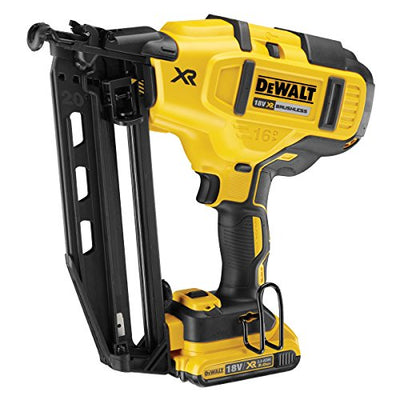 Dewalt DCN660D2-GB DCN660D2 18V XR Cordless li-ion Brushless 2nd Fix Nailer
