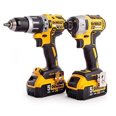 Dewalt DCK266P2T-GB XR Combi Drill and Impact Driver Brushless Kit