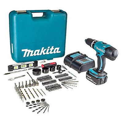 Makita Drill Set with 101 pieces