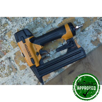 Stanley Bostitch 90 Series Stapler (12-40mm) SX1838-E  against the wall
