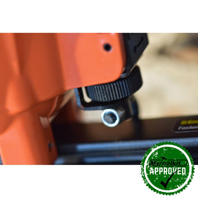 GFN64V Tacwise 16 Gauge Finish Nailer sized 20-64mm close up view