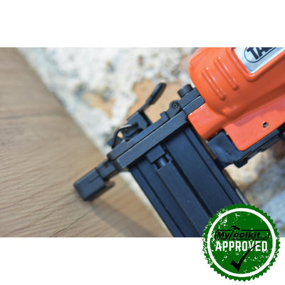 The Tacwise 18 Gauge Air Brad Nailer (10-32mm) C1832V is super value for money