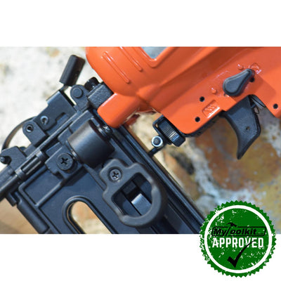 Tacwise GFN64V 16 Gauge Finish Nailer close up