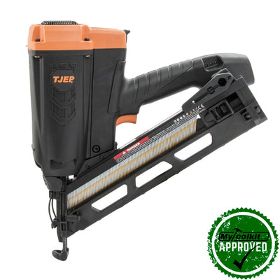 GAS 15 Gauge Finish Nailer by TJEP for wood ceilings, coving, glazing bead