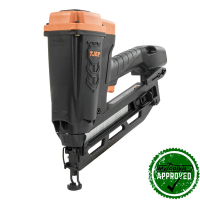 Cordless 2nd fix TJEP finish nailer for joinery