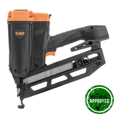 Cordless 2nd fix finish nailer for skirtings, cladding, staircases and joinery