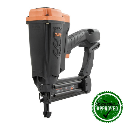 Cordless brad nailer for furniture, doorframes and general joinery