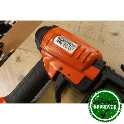 Tacwise 18 Gauge Air Brad Nailer for use with 18 Gauge nails in sizes 20-50mm