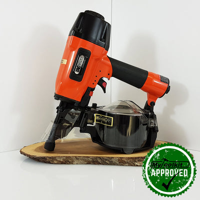 Tacwise Flat / Conical Coil Nailer (25-65mm) FCN65V