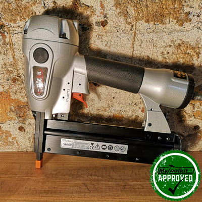Narrow Crown Woodworking Stapler