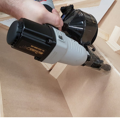 DCN50LHH2 Tacwise 2.1 Conical Mini Coil Nailer in workshop