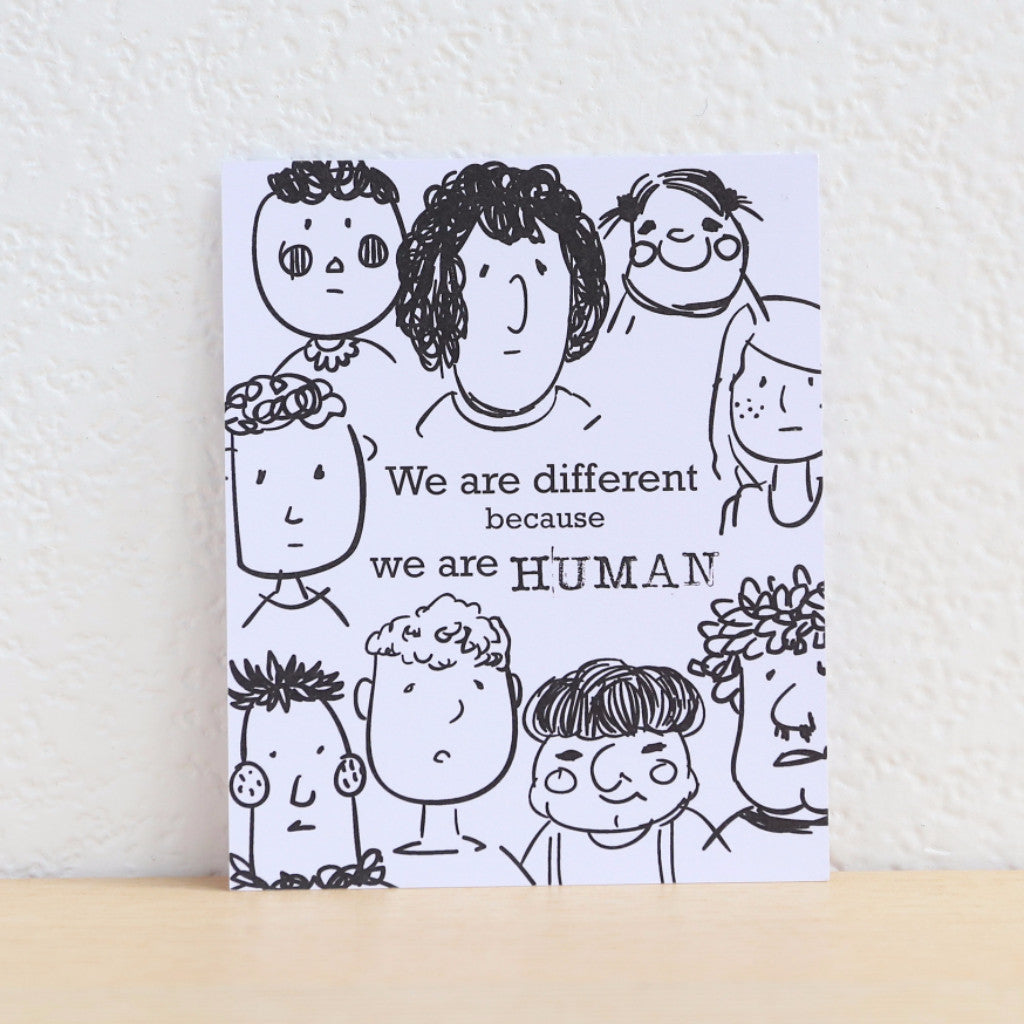 Paper Goods by Dorie 心意卡 | We are different