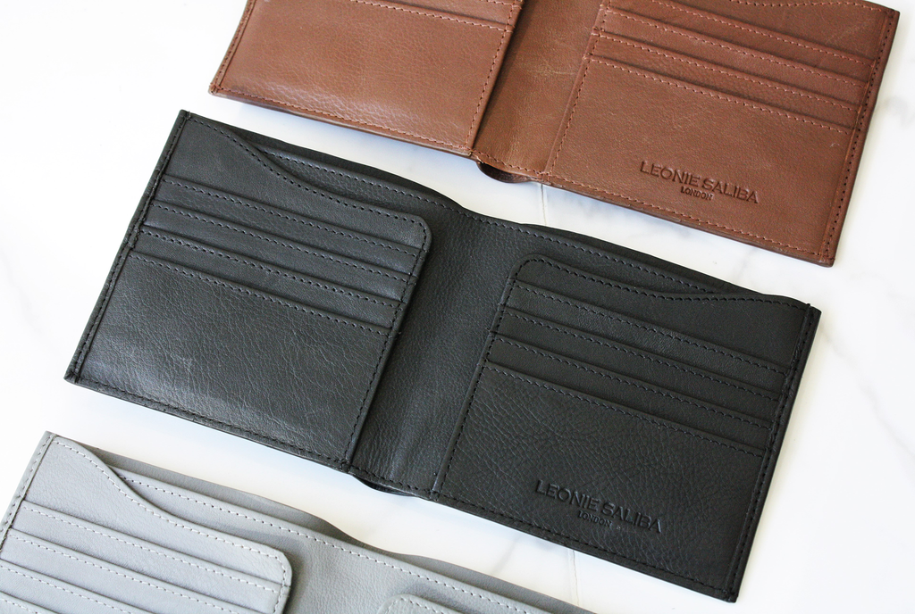 Luxury Billfold Wallet