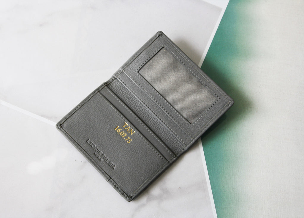 Classic ID Card Wallet