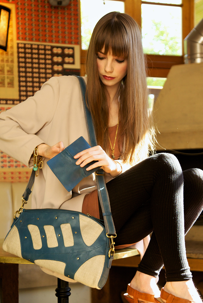 Hoxton Cross body & Clutch