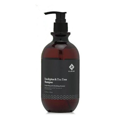 Elabore Eucalyptus & Tea Tree Shampoo 15.21fl. oz./450ml