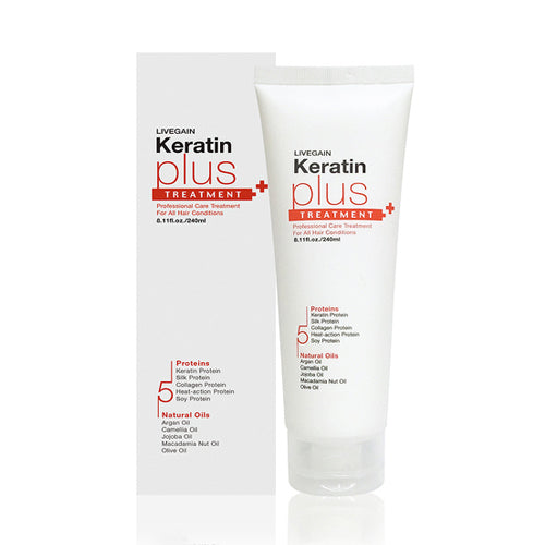 Livegain Keratin Plus Treatment