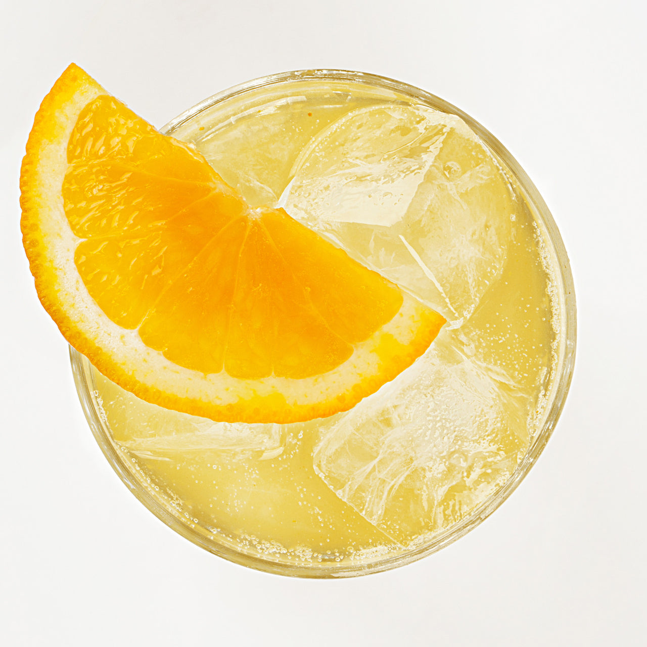 Floral Ginger & Orange lemonade Tray of 12