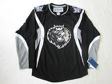 Vintage Black Authentic AHL Jersey