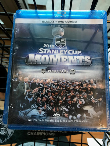 LA Kings 2012 Stanley Cup Moments BluRay/DVD