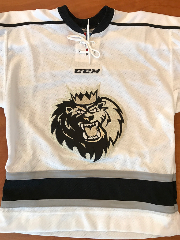 ECHL Youth White Jersey