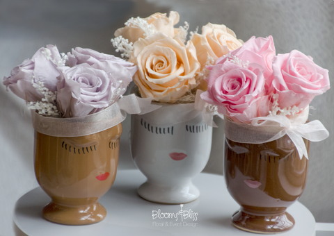 Blooms & Bliss Floral Boutique - Preserved Rose Gifts