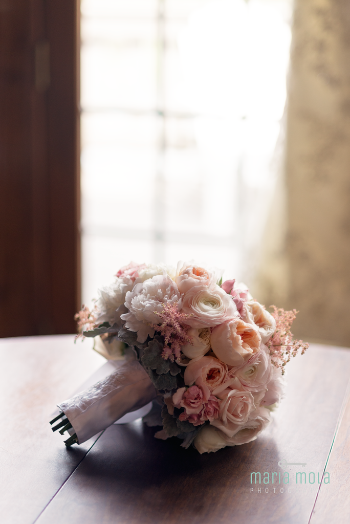 Malorie and Cody's Oak Hill Weddings celebration - a dream in garden roses!