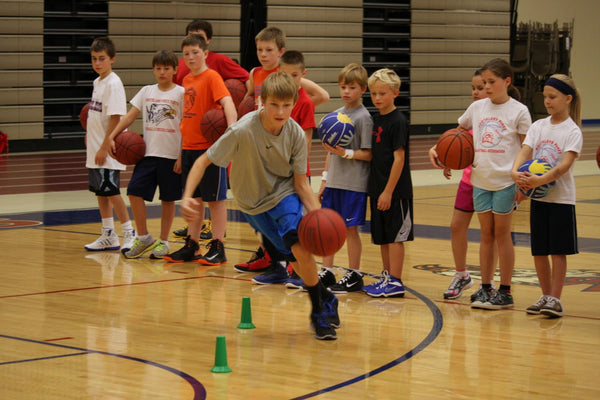 Camps: Community Co-ed Spring Basketball Spring League