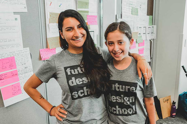 Camps: Future Design School - Young Innovators Camp (ONLINE): July 13 - 17, 2020