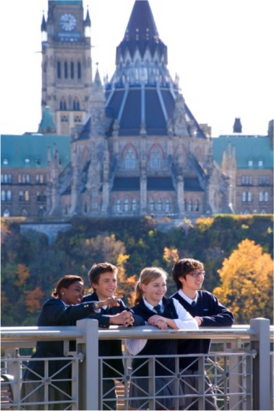 Academic Open Prep. Programs: English Immersion / Explore Ottawa and Gatineau Week 2: July 8-12, 2019