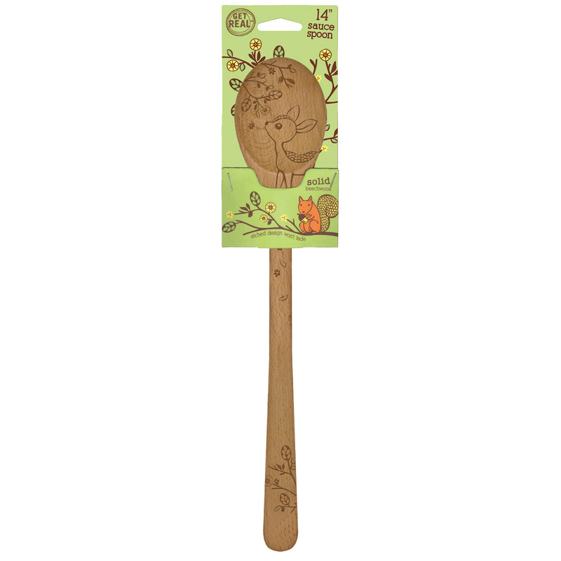 Woodland Sauce Spoon