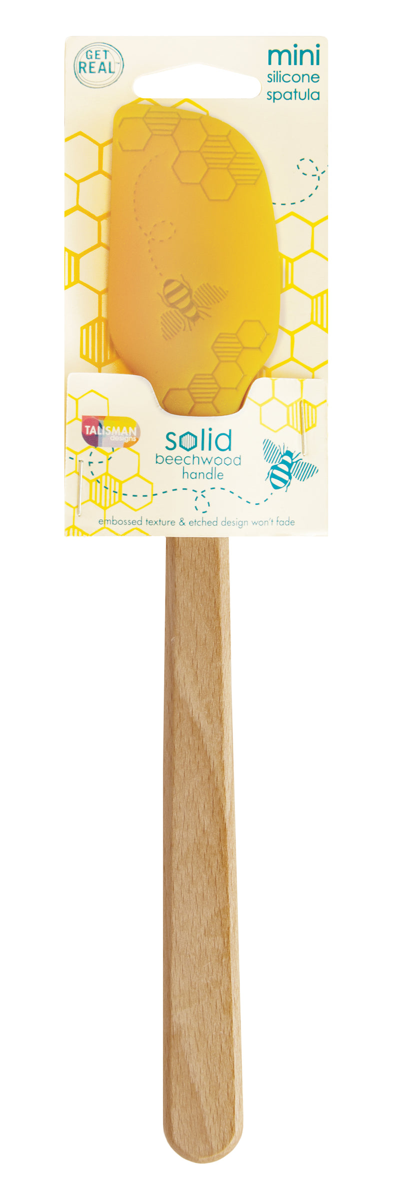 Small Silicone Spatula Honey Bee