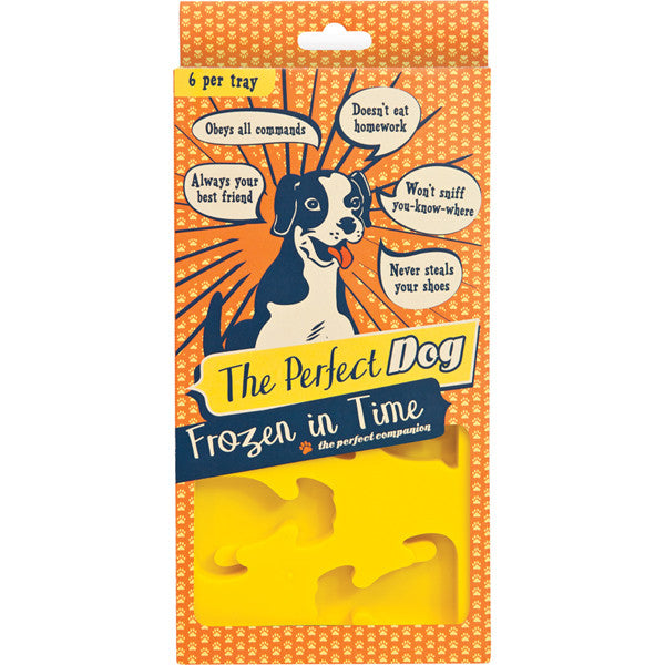 Perfect Dog Ice Tray/Mold