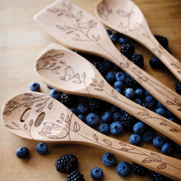 Nature Slotted Spoon