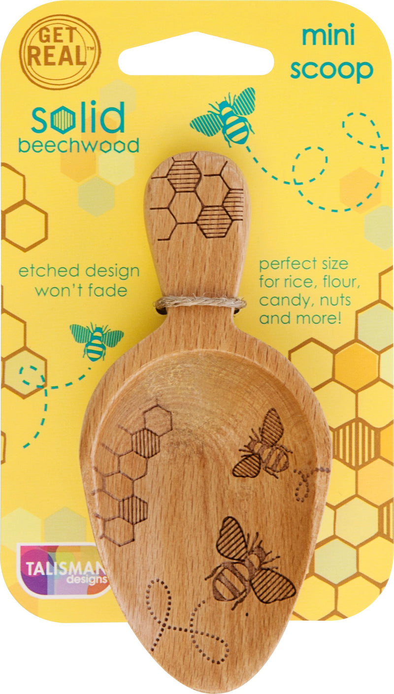 Honey Bee Mini Scoop
