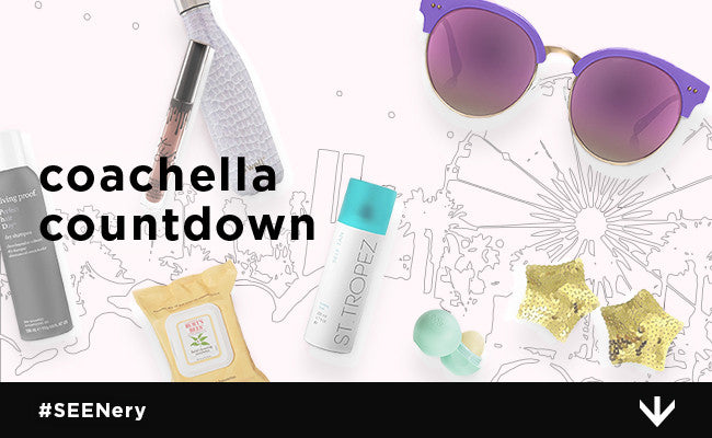 COACHELLA COUNTDOWN: How to Pack like a PERVERSEian