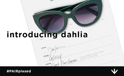 Note from the Designer Series: What Inspires Our Sunglass Designs