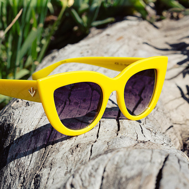 That 70s Show: Groovy Sunnies for Spring's Festival Scene