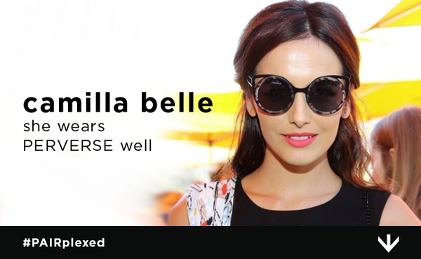 You Wear them Well, Camilla Belle