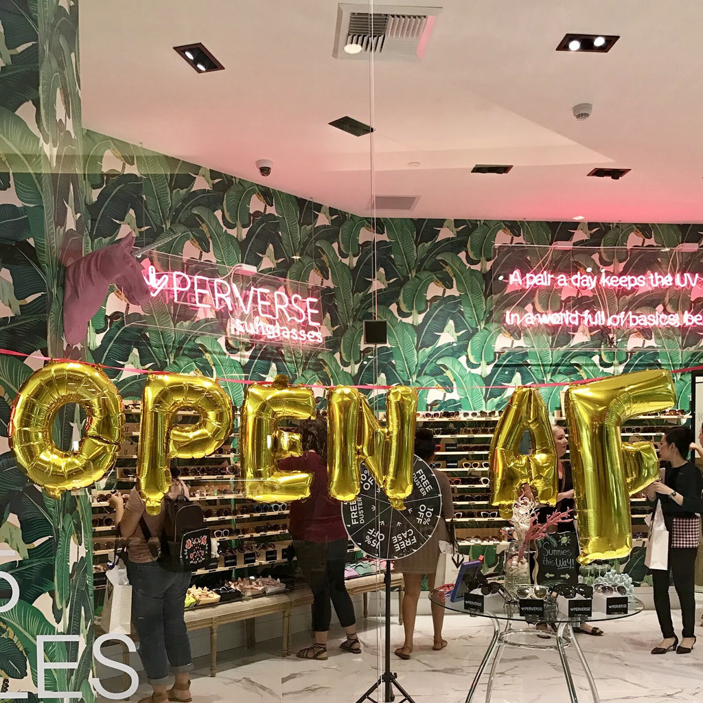 PERVERSE's Newest Store is #OpenAF