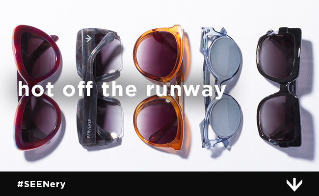 Hot off the Runway: Sunglasses Inspired by #NYFW
