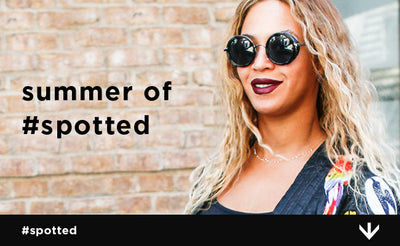 Summer of #spotted: Top 4 Celebrity Sunglass Looks