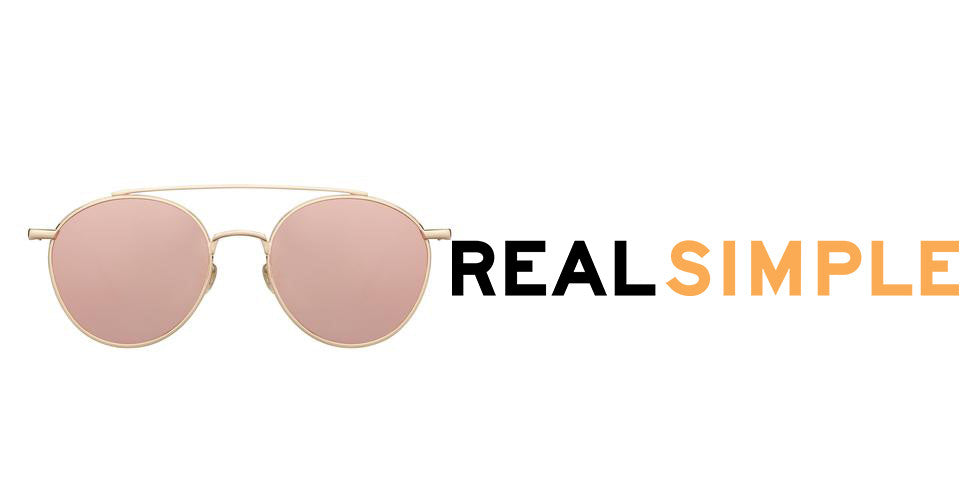 "Real Simple Magazine Dubs PERVERSE Sunglasses ""Glasses for Good"""