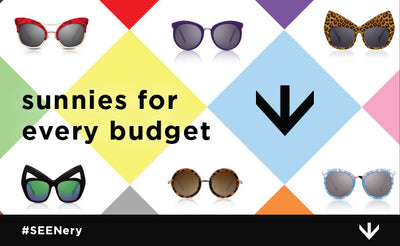 Runway-Ready Sunglasses for Babes on a Budget