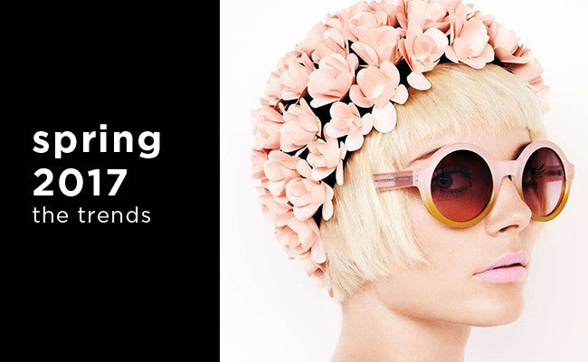See them NOW: Spring '17 Eyewear Trends
