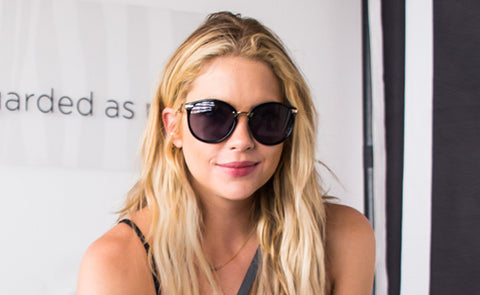 Ashley Benson Coachella Sunglasses PERVERSE Dewap 02 So Fetch