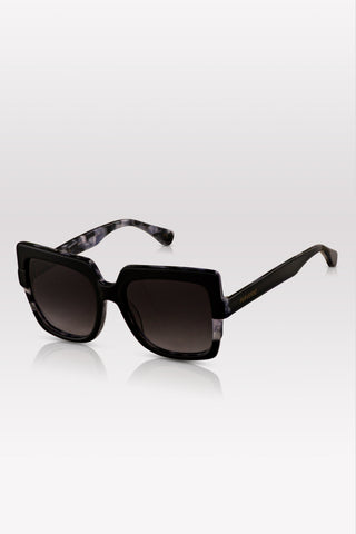 New York Fashion week Blazin oversize square sunglasses PERVERSE sunglasses
