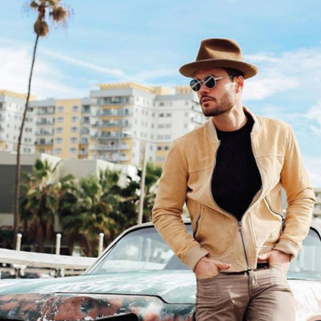 #Spotted Model Photographer Brian Gove in John
