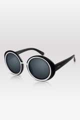 DownTown Round Sunglasses featured on the Gloss PERVERSE sunglasses