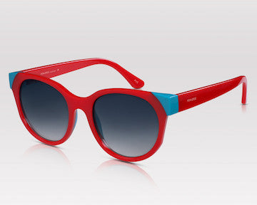 Sunglasses that match your labor day destination PERVERSE sunglasses The First Puppy Cat Eye red and blue patriotic sunglasses